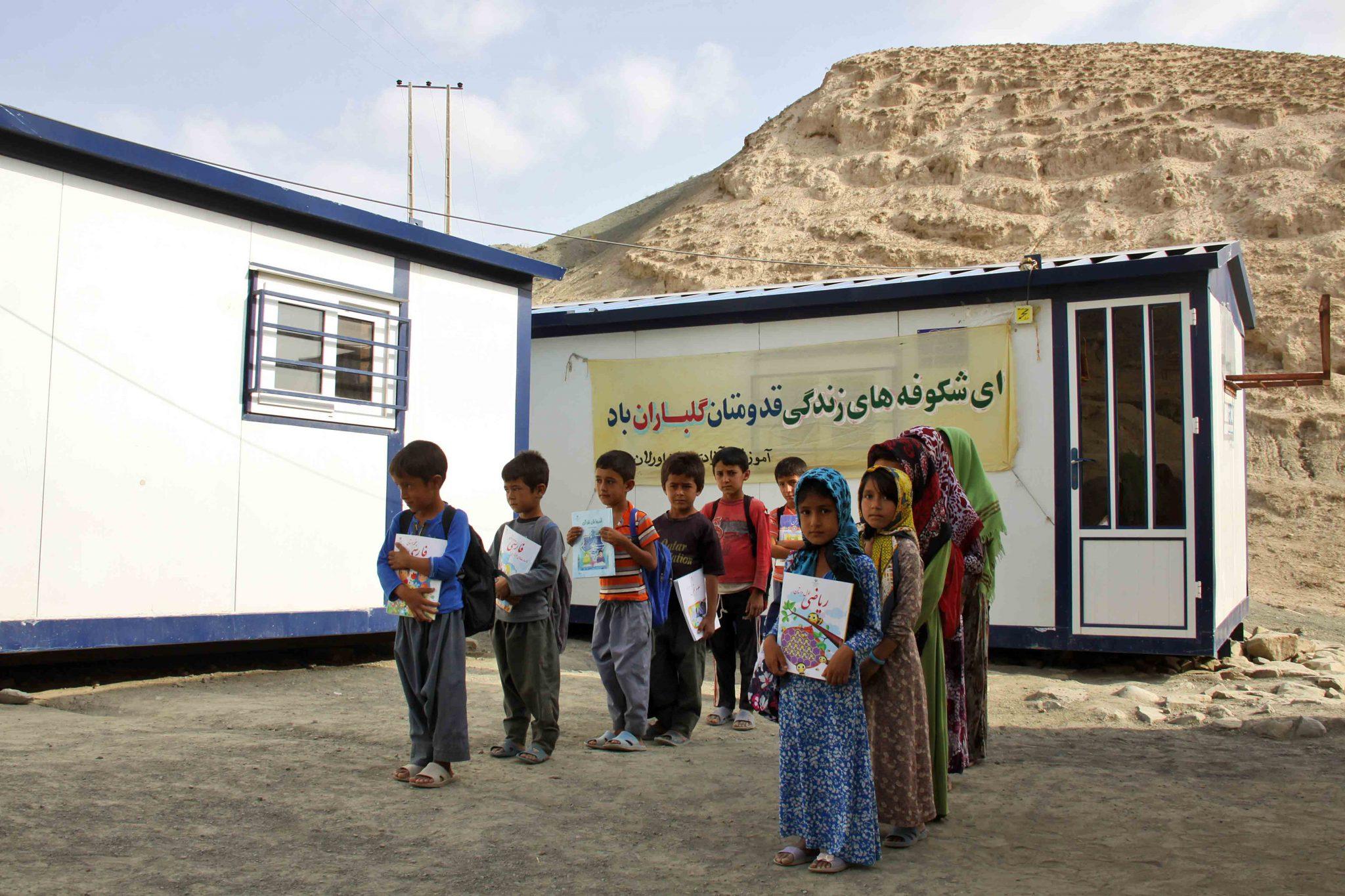 کابوس دانش آموزان گلستانی