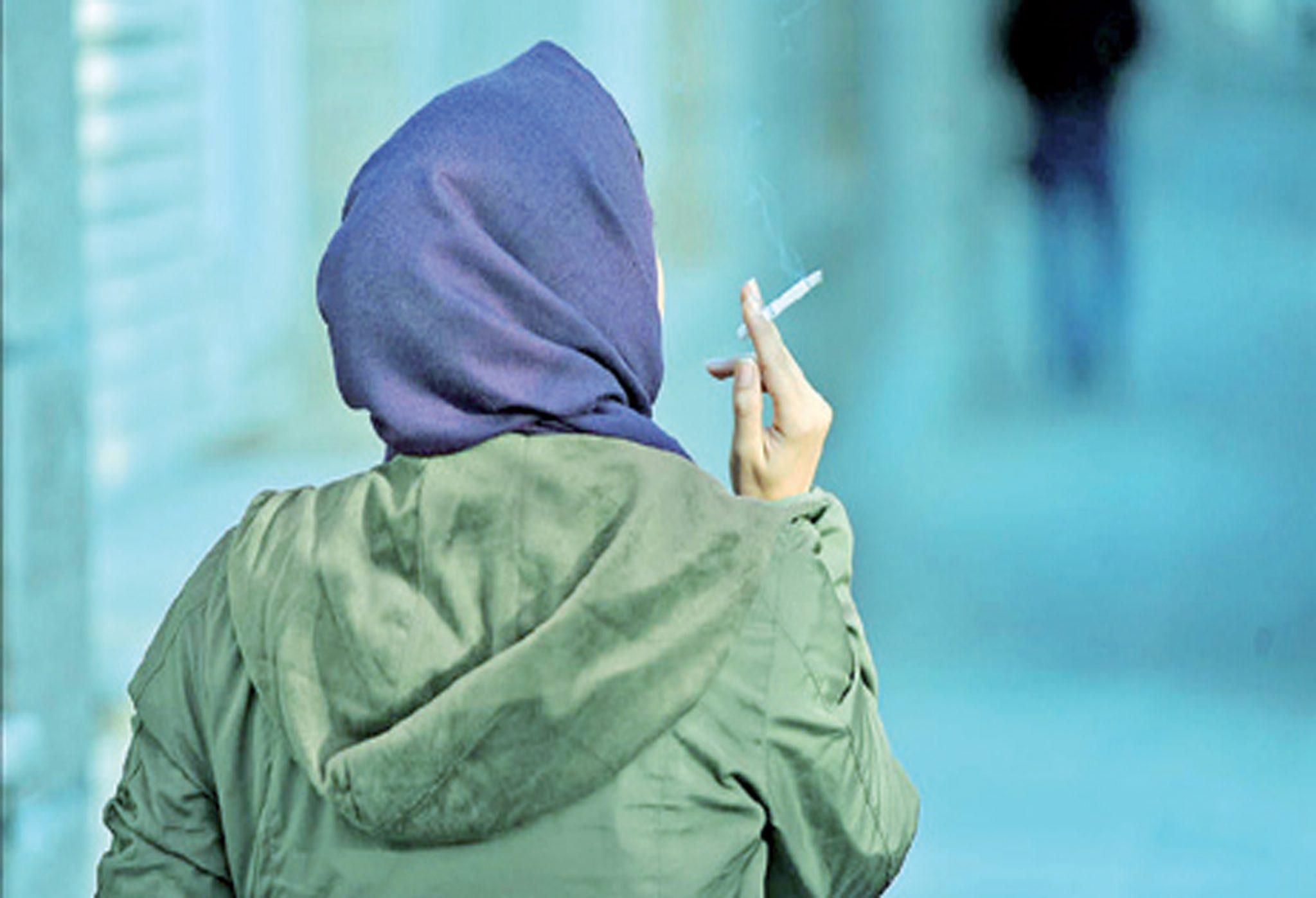 گرایش زنان و دختران به مصرف مواد مخدر