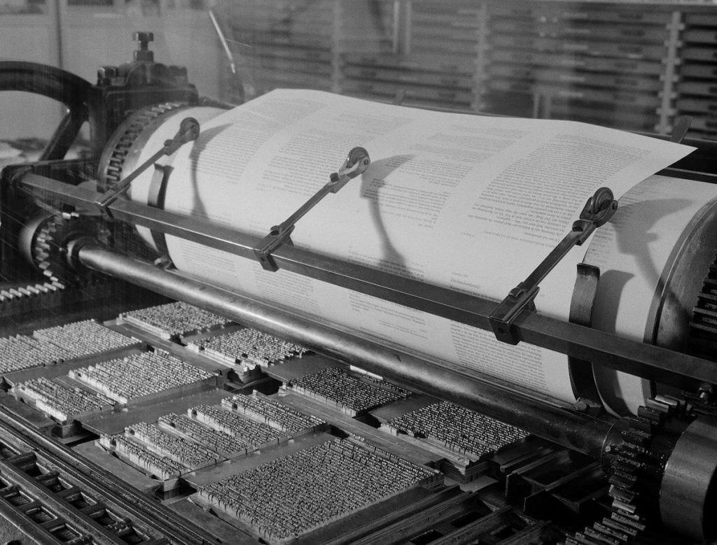 صنعت چاپ یکی از موثرترین ابزارهای فرهنگی است