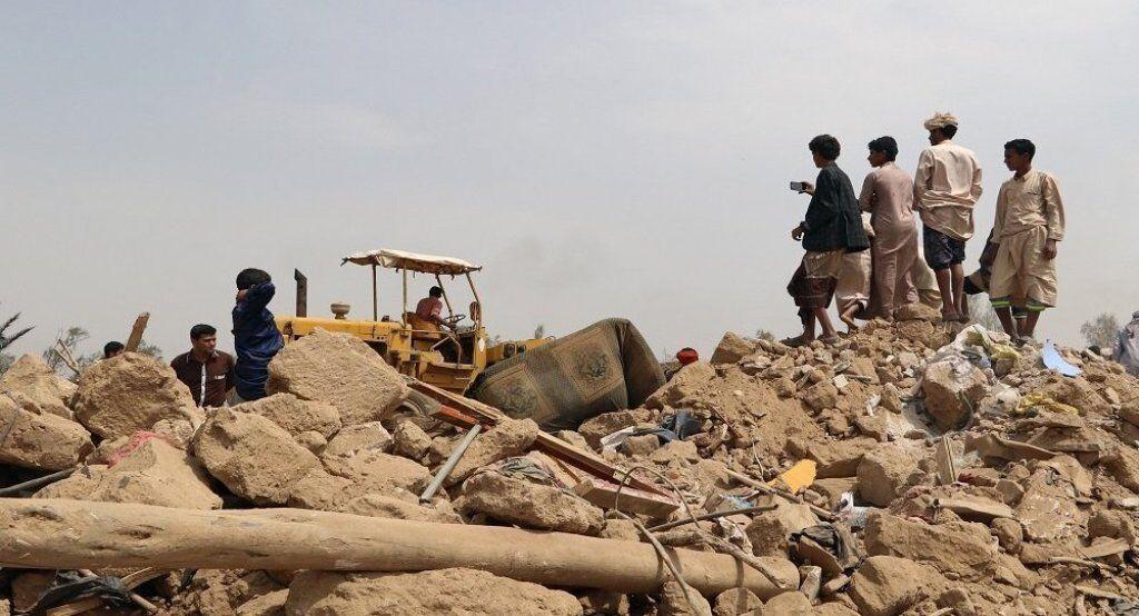 یمنی ها با سلاح فرانسوی کشته می شوند
