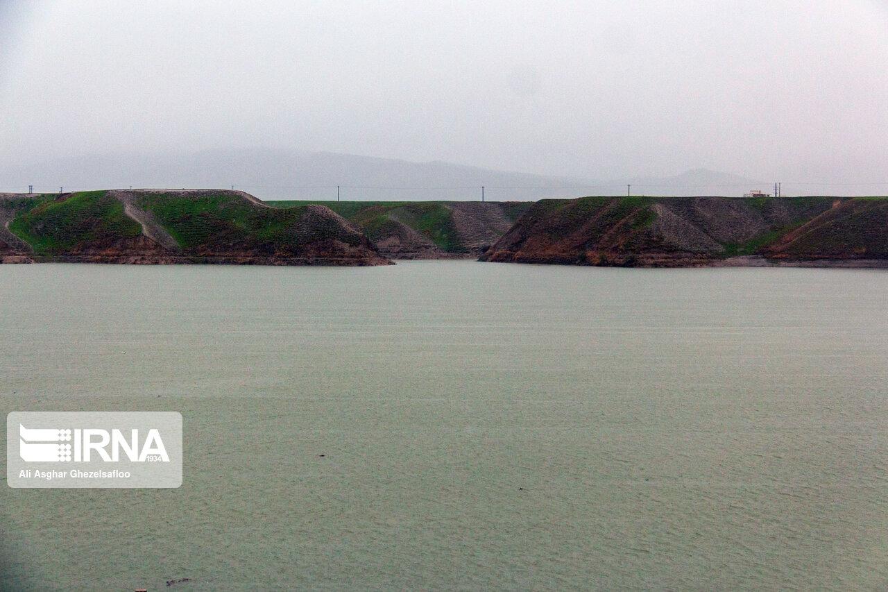 سدهای گلستان ۱۷۰ میلیون مترمکعب آب دارد