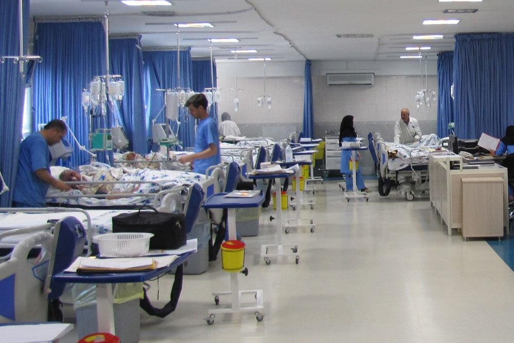 خروج بیمارستان صیاد شیرازی گرگان از پذیرش بیماران کرونا