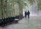 بارندگی روزهای اخیر استان و وضعیت آبدهی رودخانه ها