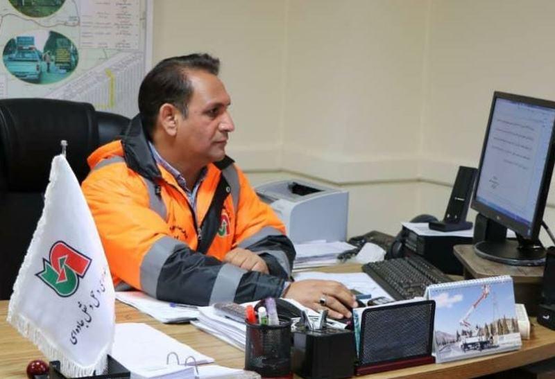 اکیپ های راهداری و حمل و نقل جاده ای گلستان به حالت آماده باش درآمدند