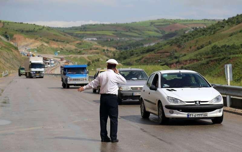 ۳۵ درصد کاهش تردد جادههای خراسان شمالی