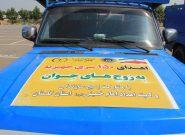اهدای ۱۵۰ سری جهیزیه به نوعروسان گلستان