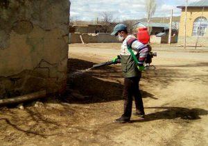 عزمی جدی مهارکرونا توسط روستائیان گلستان