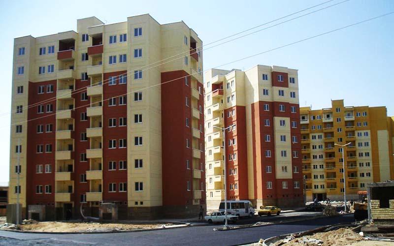 احداث۷۵۰۰واحد مسکونی در تهران