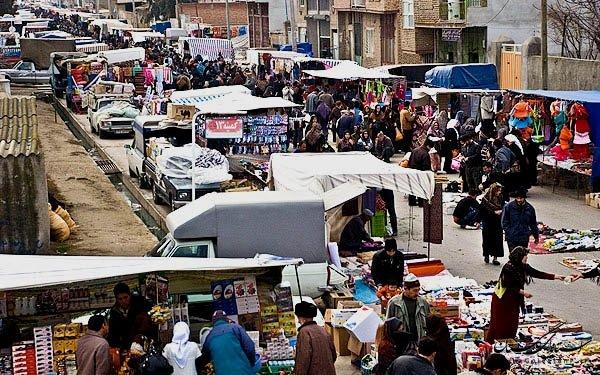جدی نگرفتن اجرای پروتکلهای بهداشتی در بازارهای گلستان