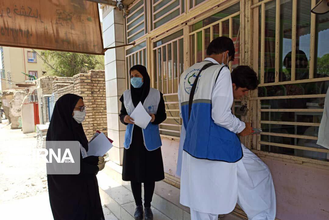 پلمب بیشاز ١۵٠ واحد صنفی در ایرانشهر