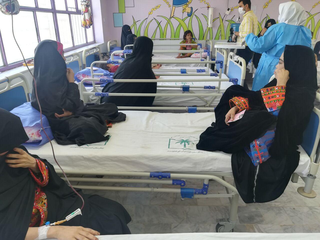 چشم انتظاری۶٧١ بیمار تالاسمی ایرانشهر برای اهدای خون