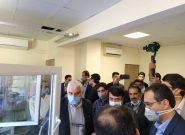 افتتاح خط تولید فیلتر ماسک N99 در گلستان