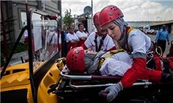 حضور۱۸ هزار و ۲۴۷ امدادگر زن در کشور