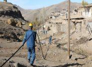 محرومیت فقط ۱۰۰ خانوار روستایی از برق