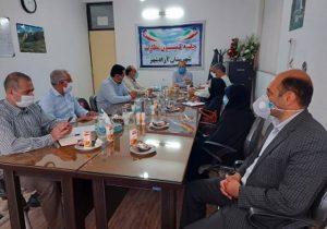 چهارمین نشست کمیسیون نظارت آزادشهر برگزارشد