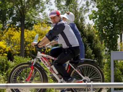 لازمه شتاب ساخت نخستین مسیردوچرخه توسط شهرداری