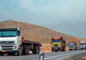 افزایش۶ درصدی میزان حمل و نقل بار در استان مرکزی