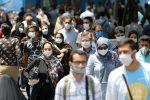 استقبال مردم از ماسک۹۰۰تومانی