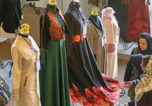 کسب رتبه برتر جشنواره بینالمللی مدولباس فجر بانوی خراسان شمالی