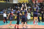 پیروزی والیبال شهرداری گنبدکاووس برلبنیات هراز آمل