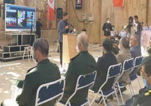 افتتاح باغ موزه دفاع مقدس آبادان
