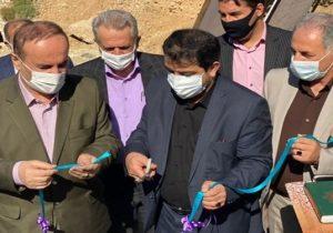 ۳۲ پروژه آبخیزداری با حضور معاون وزیر جهاد کشاورزی در ایلام افتتاح شد