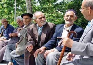جمعیت کرمانشاه ۱۰ درصد سالمند هستند