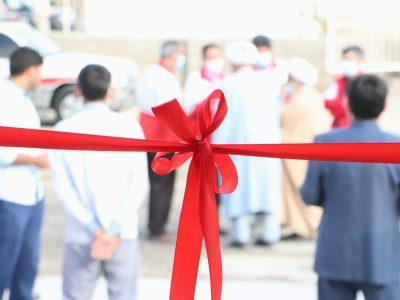 افتتاح ۴۰ خانه هلال همزمان با سراسر کشوردر گلستان