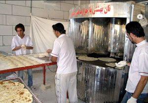 تغییر ساعت کار نانواییهای بوشهر