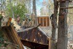 تخریب همه ویلاهای ناقض حریم زایندهرود امکانپذیر است