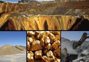 بدهی معدن طلای اندریان چهار میلیارد تومان به دولت