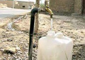رفع مشکل آبرسانی روستاها با طرح یکپارچه سازی