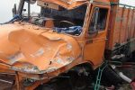 راننده کامیون مقصرحادثه است