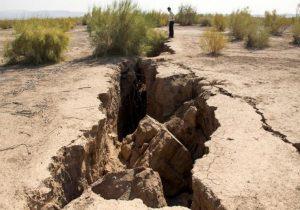 تهدید فوری،فرونشست زمین برای محیط زیست کشور