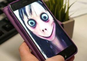 بازی مومو(Momo)؛چالش خودکشی درواتساپ وفیسبوک