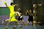 برگزاری مسابقه بین المللی هندبال