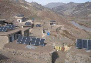 تجهیزیکپنجم عشایر خراسان شمالی به پنل خورشیدی