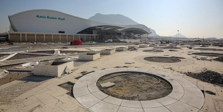 آغاز بهرهبرداری از محل دائمی نمایشگاههای اصفهان در ۱۴ آبان