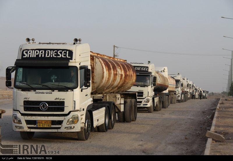فرماندار قصرشیرین گفت: بلاتکلیفی حدود ۵۰۰ کامیون ترانزیت سوخت برای تردد از مرز رسمی پرویزخان به دلیل مشکلات داخلی طرف عراقی است و از جانب جمهوری اسلامی ایران مشکلی برای خروج این کامیون ها وجود ندارد.
