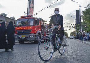 دوچرخه سواری در بهبهان نیازمند به توجه ویژه مسوولین