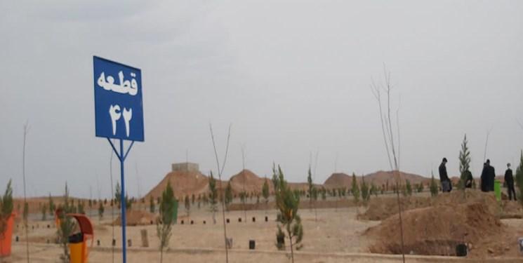 ممنوعیت دفن اموات کرونایی در داخل شهر قم