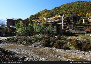 از گرگان تا آسفالت چهل تیکه روستای زیارت