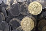 ۲۶۰ سکه قدیمی کشف شد