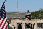 ادامه تحرکات ارتش تروریستی آمریکادرمرزسوریه وعراق