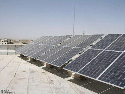 انرژی تجدیدپذیروممانعت ازانتشار۳میلیون تن گازگلخانه