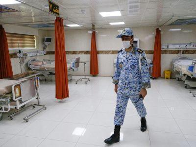 مراکزدرمانی ارتش برای سلامت مردم