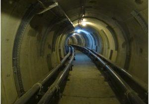 تضمین ایمنی برق تبریز تا۴۰سال باافتتاح تونل انرژی