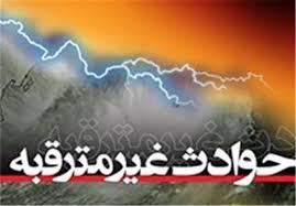 خسارت ۱۰۰۰خانه روستایی