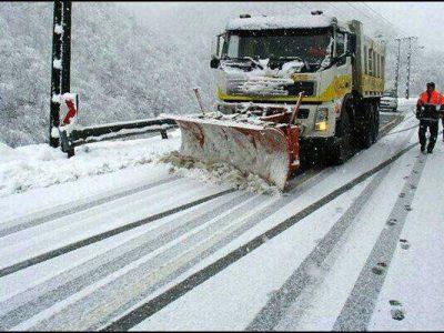 آغازطرح راهداری زمستانه درگلستان