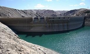 ذخیره۱۱۷میلیون مترمکعب آب سدهای خراسان شمالی